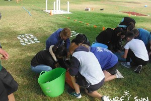 school camp games and activities